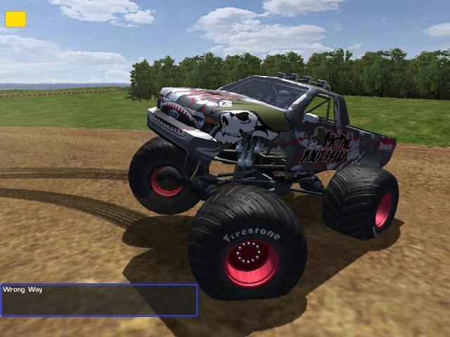 Monster Trucks beta rfactor mod
