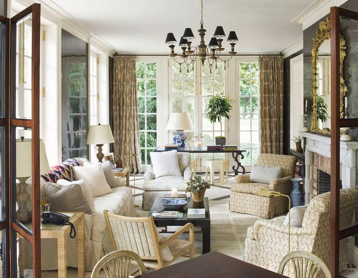 Lucy williams interior design blog high end casual for High end interior design