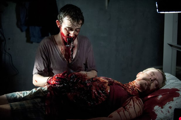"4x02 ""Infected"" de The Walking Dead"