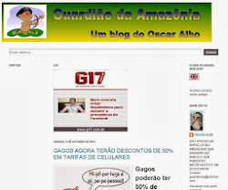 Blog do Guardião da Amazônia