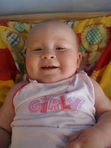 Moja córunia Zuzanna Zofia
