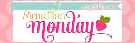 Menu Planning - is back!