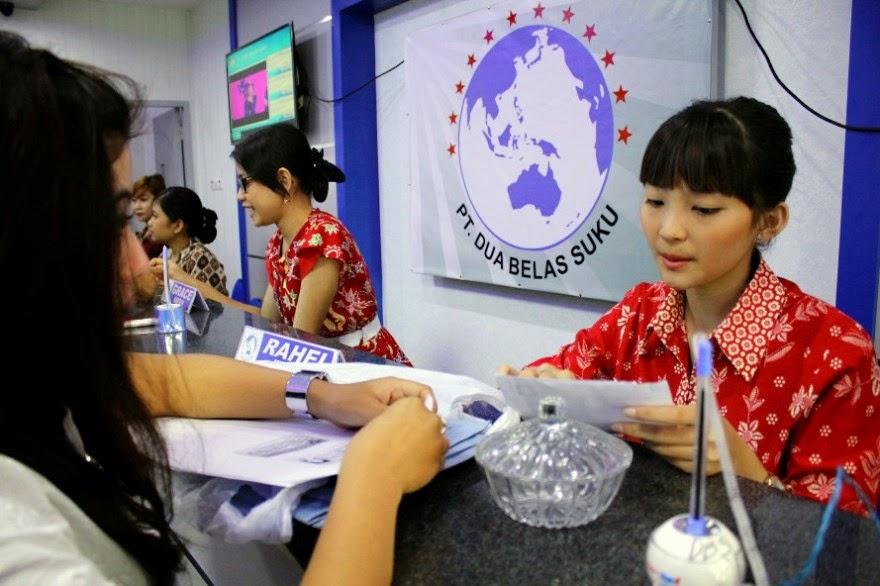 Cara Daftar Bisnis PT. Dua Belas Suku ( Peluang Kerja Baru )