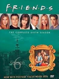 Assistir Friends 6 Temporada Dublado e Legendado
