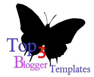 Top Three Premim Blogger Templates of 2013
