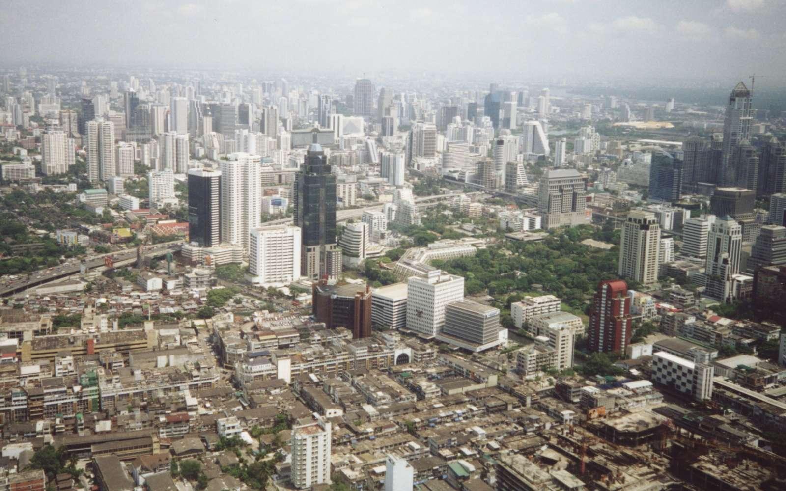 Afrika Azi 235 Oceani 235 Bangkok Dag 2