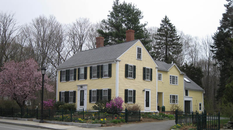 Whether your historic home is omahdesigns net for Historic colonial house plans