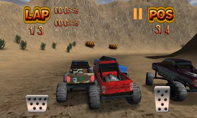 Monster Wheels Offroad APK Android zip