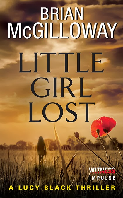 Little Girl Lost by Brian McGilloway – Review