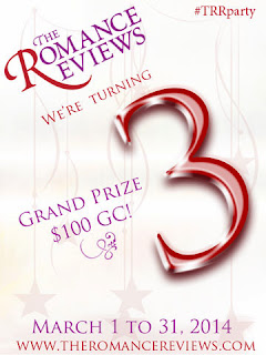 The Romance Reviews 3rd Anniversary Party