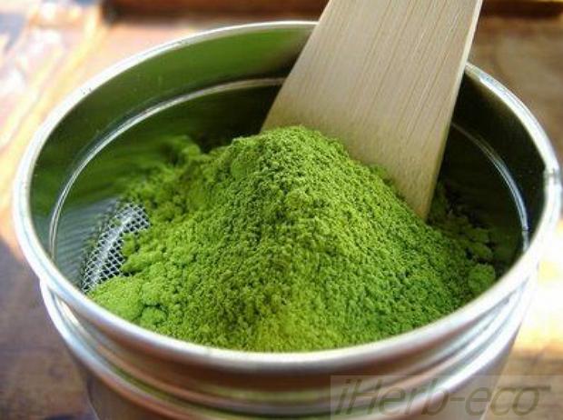 Зеленый чай Матча от Herb