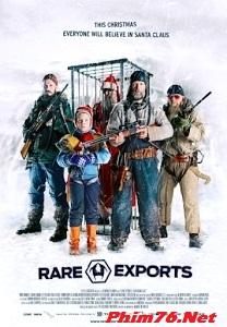 Quỷ Già Noel - Rare Exports: A Christmas Tale