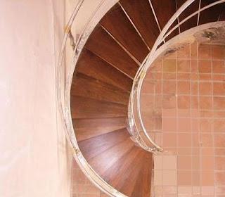 Fotos de escaleras mayo 2013 - Escaleras de madera rusticas ...