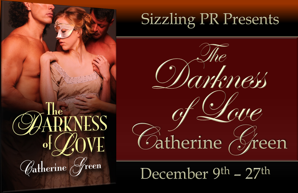 The Darkness of Love Blog Tour