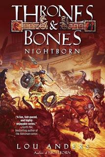 Nightborn book cover