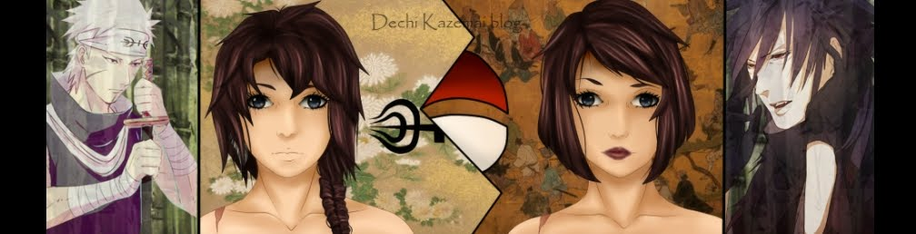Dechi Kazemai Blog