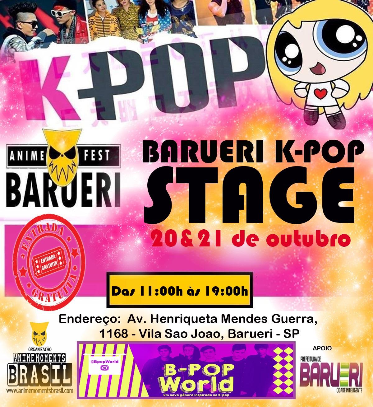 K-Pop Stage