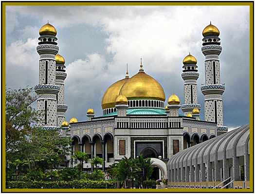 beautiful mosque