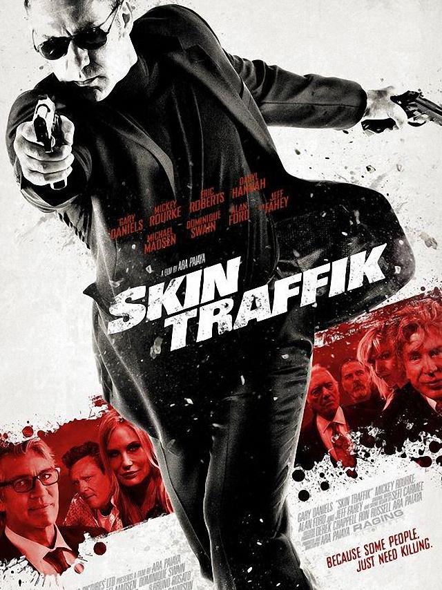 Skin Traffik (Tráfico Humano) - Solo Full Películas