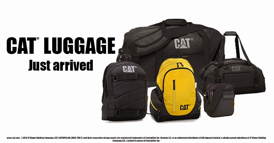 CAT® APPAREL LUGGAGE