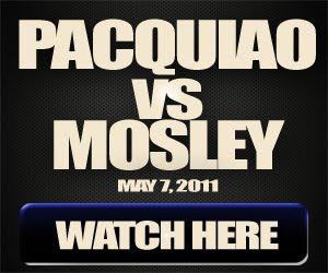Watch Pacquiao vs Mosley Live
