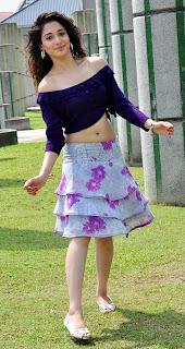 Latest Unseen Unseen TAMANNA BHATIA Navel