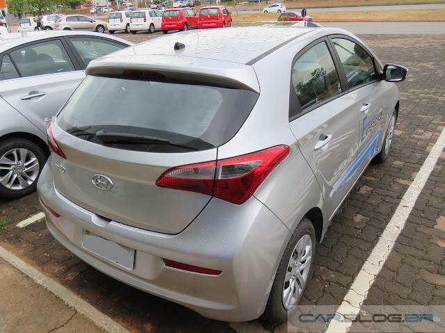 Hyundai Hb20 2016 - Prata