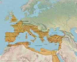 MAPA IMPERIO ROMANO: INTERACTIVO