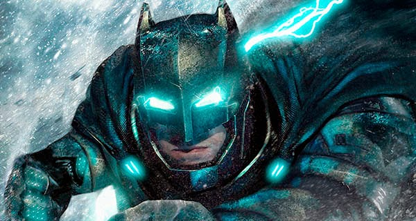 "Nuevos concepts arts de ""Batman V Superman: Dawn of Justice"""
