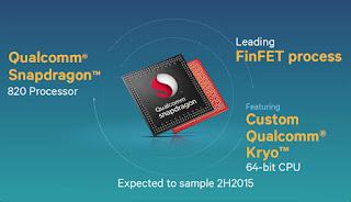 Prosesor Snapdragon 820 Diklaim 50% Lebih Cepat dibandingkan Exynos Milik Samsung
