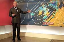 Prince Charles weatherman
