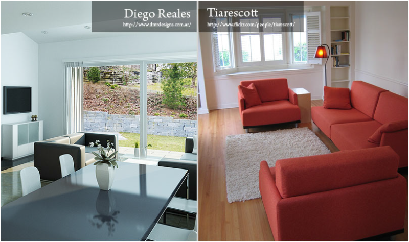 Diseño de Interiores & Arquitectura: Espectaculares Salas de Estar