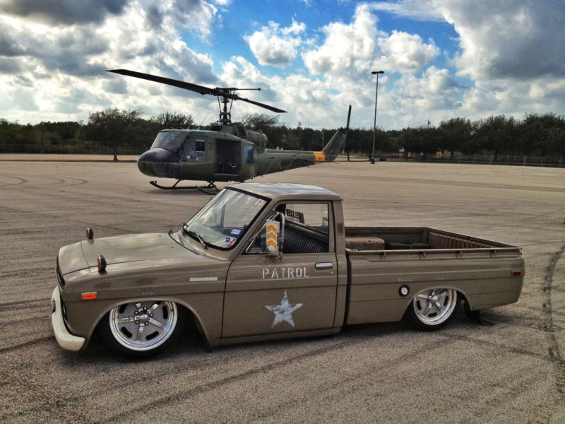 Daily Turismo 10k Dropped For Duty 1971 Toyota Hilux Custom