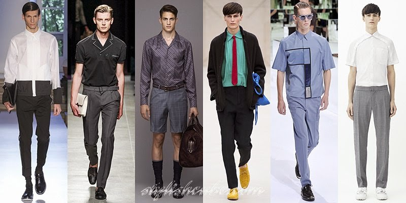 Top Spring 2014 Men' Business Style