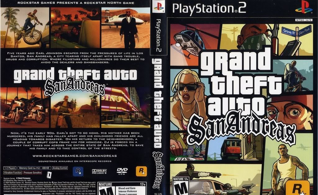 Cheat GTA San Andrreas PC dan PS2 ~ Blog Bareng Kita