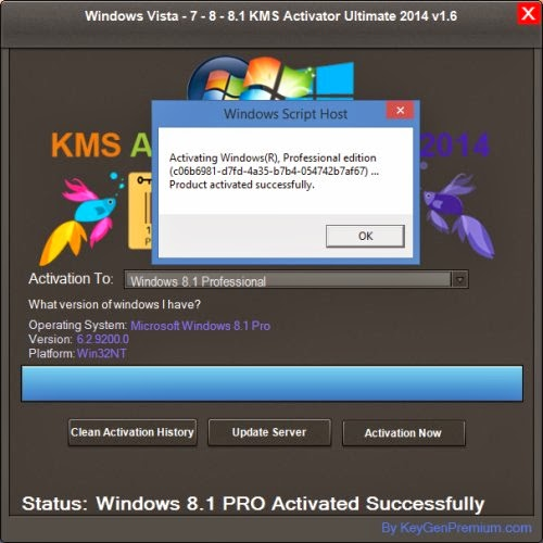 Windows 8.1 Ativado Para Sempre