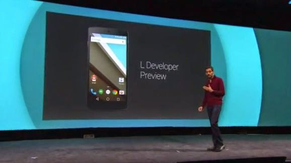 Android L reports, accelerating the race to smartphones 64bit