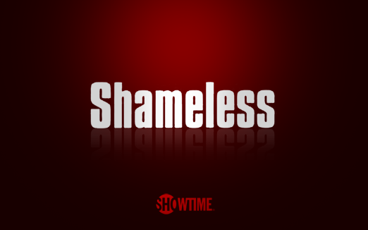 """shameless logo"""" Stickers by wendyrodgers 