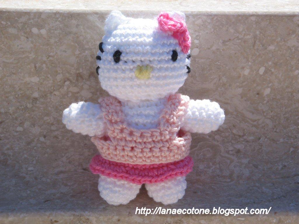 Amigurumi Schemi Hello Kitty Gratis : Amigurumi alluncinetto