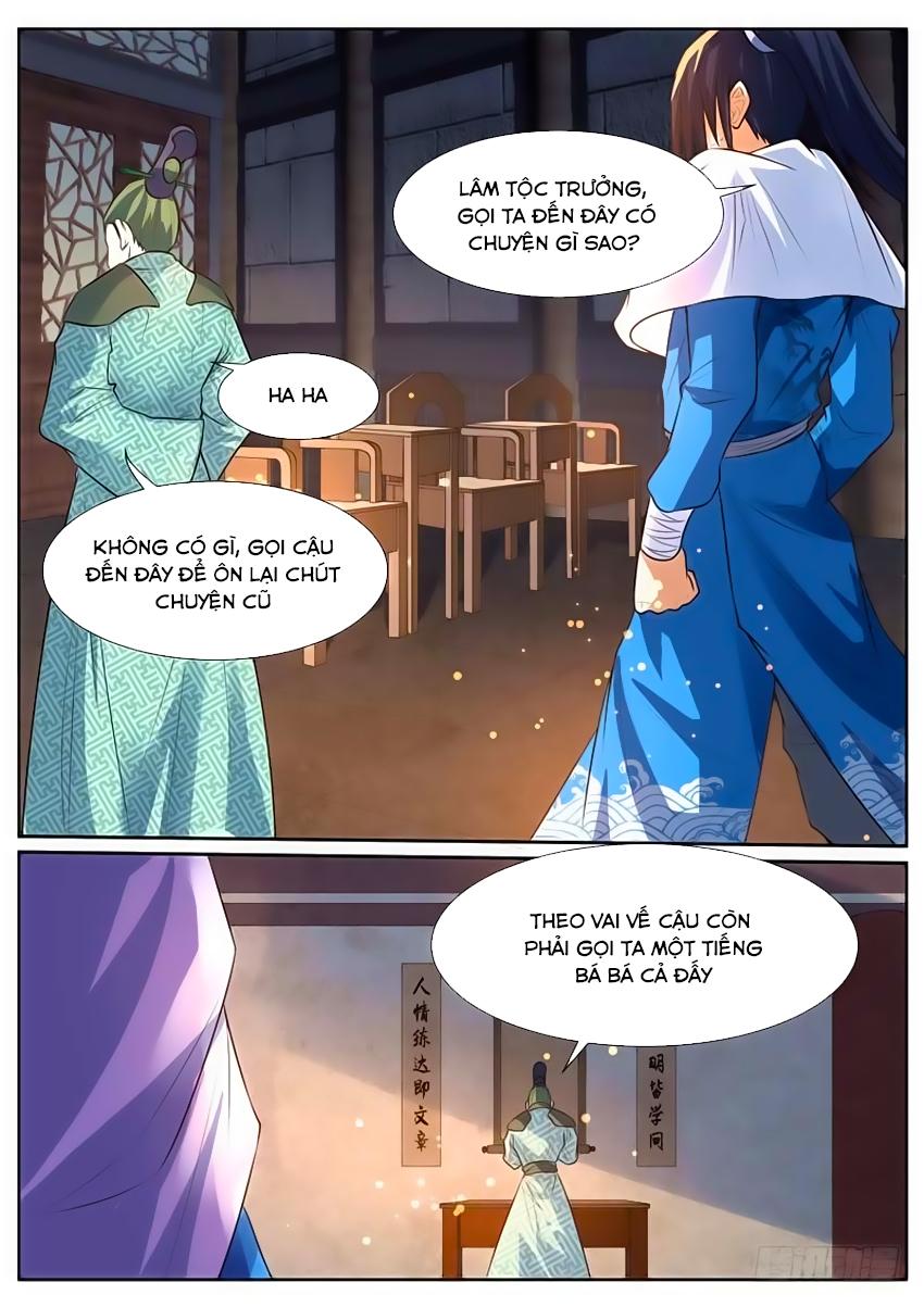 Ngự Thiên chap 18 - Trang 8