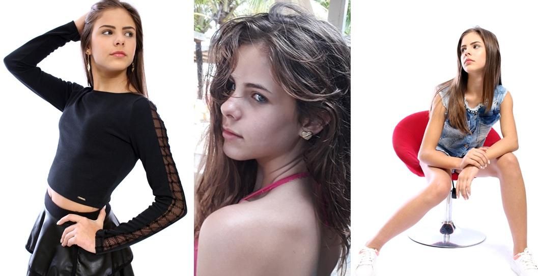 Embaixadora e Miss Brasil Top Brasilian 2019 tem apenas 11 anos de idade e já conquistou vários tít