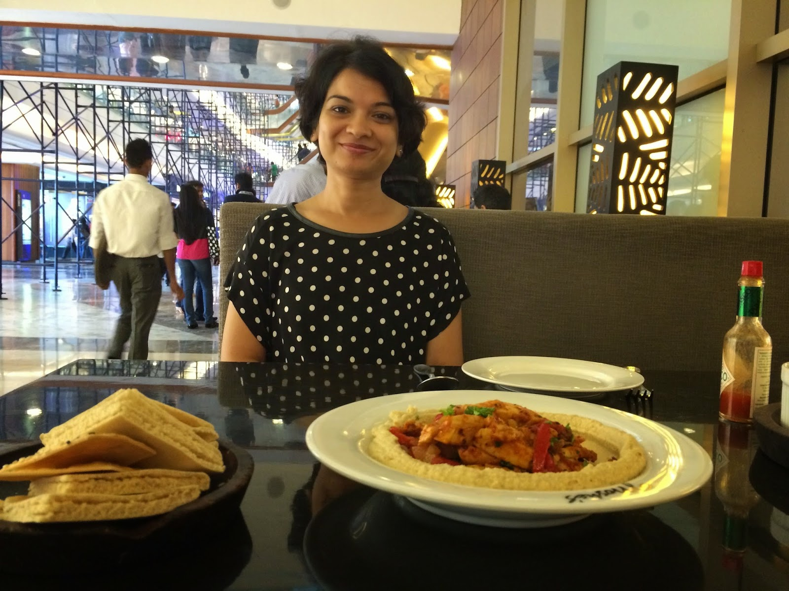 Moshe's Cafe Mumbai