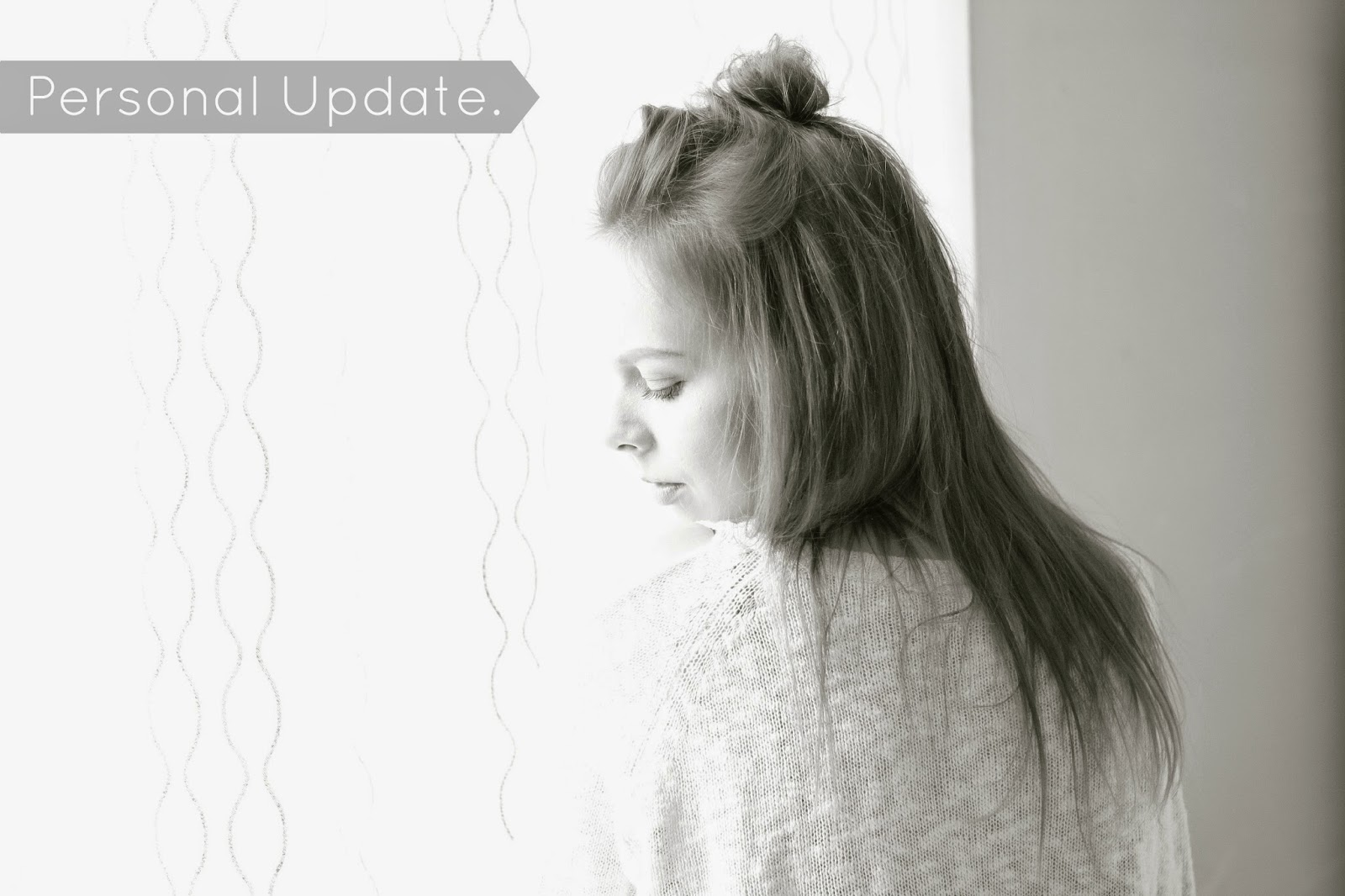 personal update beautyblog