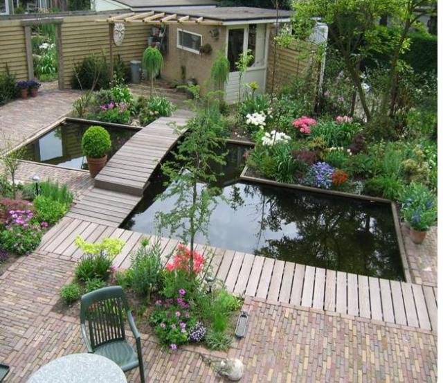 Designs Garden Ponds Pictures : Dreaming of garden ponds kerti tavakr?l ?lmodom project home