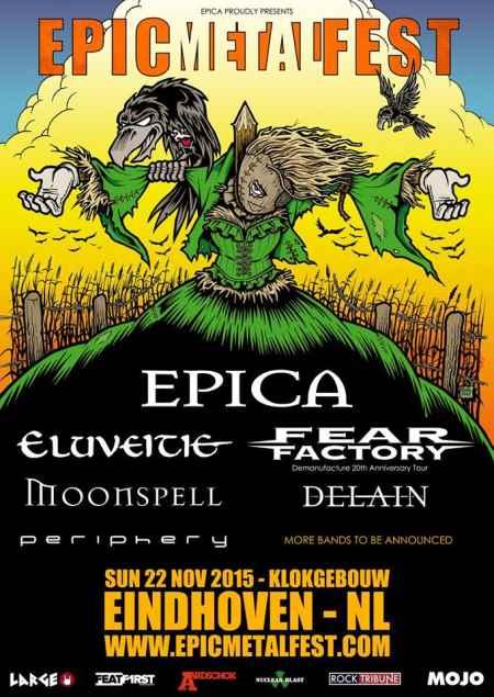 EPICA: Παρουσιάζουν το δικό τους φεστιβάλ
