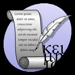 O texto escrito, tese ou dissertação, deve ser submetido a um bom revisor profissional.