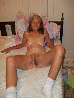 Horny and twerking - Joyce- very old granny