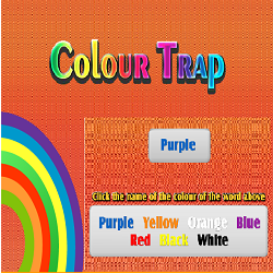 Colour Trap (Brain Training Game)