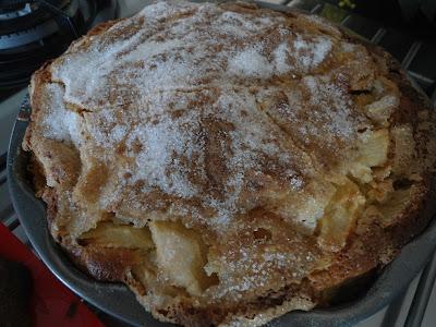 torta di mele parte seconda