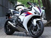 Motor Honda CBR Fireblade 2012